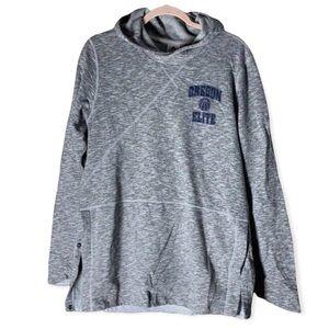 5 FOR $30! Adidas Grey Heather Oregon Elite Hoodie